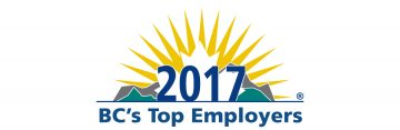 UBC named one of BC's Top Employers in 2017