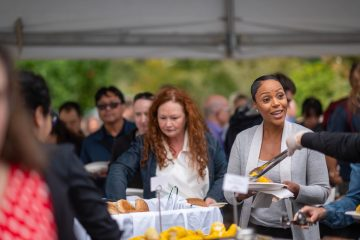 Gallery of pictures from UBC Staff during the 2019 Welcome Back Staff BBQ