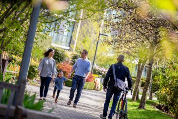 UBC pursues housing and transit solutions for students, faculty and staff