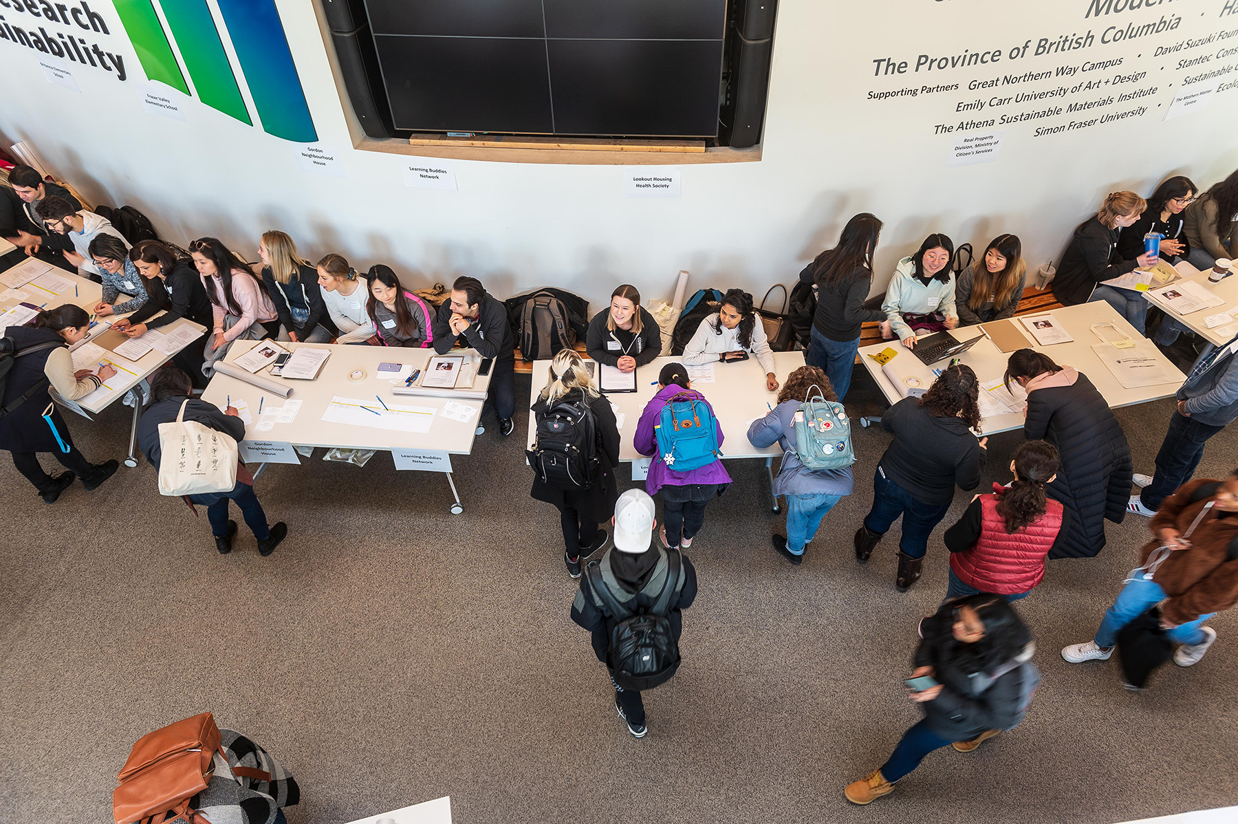 UBC Community Leadership Program participants