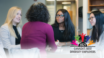 UBC recognized as one of Canada's Best Diversity Employers in 2021
